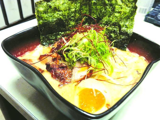 《中华导报》美食专栏—Festival Japan