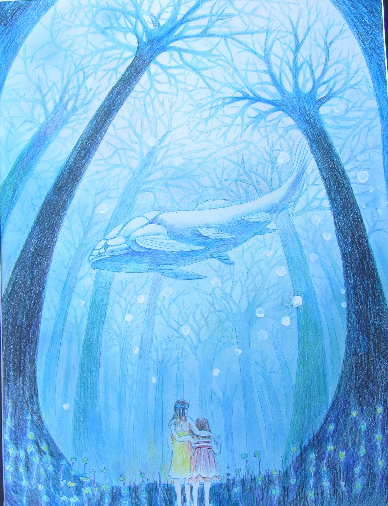 瑞荣绘画教室《教子篇》之二  — 谈谈自律