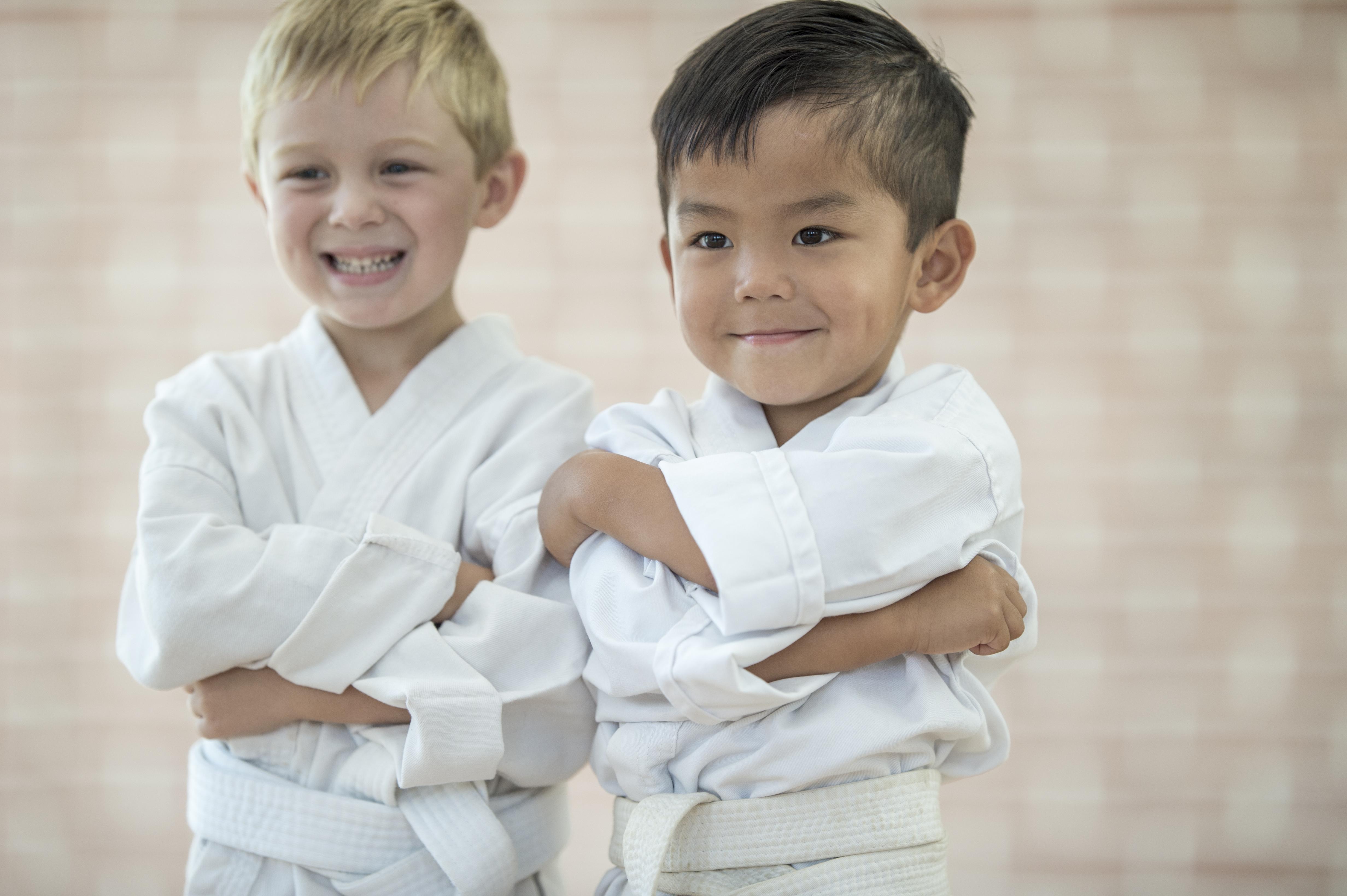武术对儿童的好处