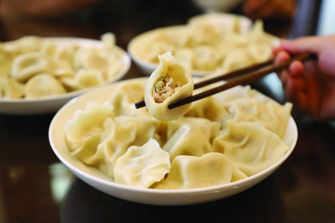 北京协会2020年新春饺子宴