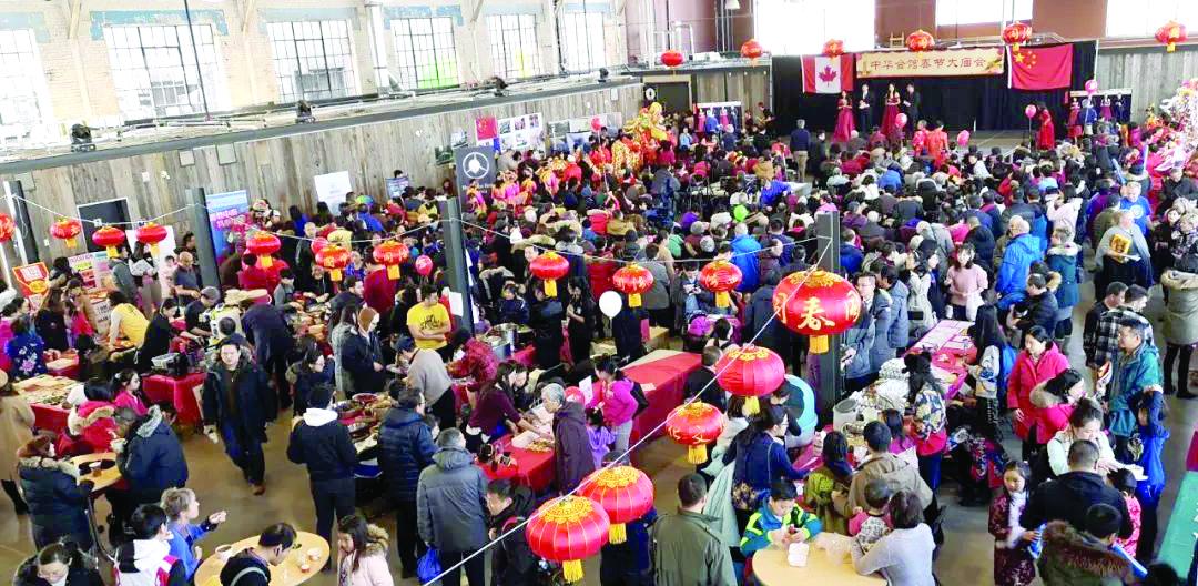 中华会馆鼠年春节大庙会 二月九日举行