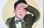 瑞荣中国人物画作品欣赏